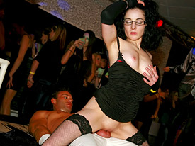 Танцы, напитки и безумный секс