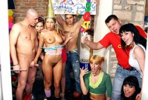 Секс вечеринка на день рождения